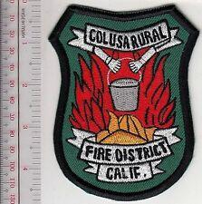 Hot Shot Wildland Fire Crew California Colusa Rural Fire District Colusa County,