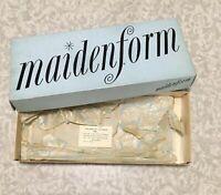 Vintage Maidenform Box, 40s/50s Vintage Maidenform, Vintage Ephemera