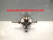 x-stream 125 (engine number MX156FMI) crankshaft and con rod