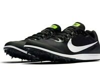 Nike Zoom Rival D 10 Track Distance Spikes Shoes 907566-017 Men Black 13
