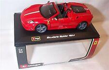Ferrari Scuderia Spider 16M  Red 1-32 Scale Model New in box