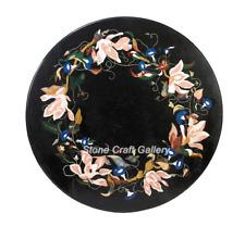 "42"" Marble coffee Table Top Handmade Pietra Dura patio home Decor"