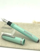 Esterbrook Aqua Pastel Fountain Pen - Professionally Restored