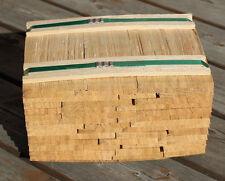 Eichenholzschindeln 20cm, Holzschindeln Gartenhaus Vordach Spielhaus Basteln