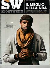 SPORTWEEK=N°40 2012=IL MEGLIO DELLA NBA=INTERVISTA A JAMES HARDEN