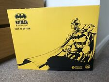 Batman Miniature Game Back to Gotham