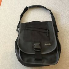 Kensington Saddlebag Messenger Shoulder Bag Backpack Black K62362