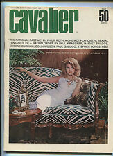Cavalier  Vol 15 #143 May 1965  The National Pastime