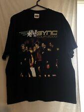 Vintage Nsync Tour 2000 Band Concert Shirt Xl 2sided (rap tees)