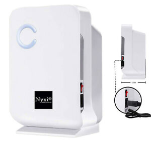 Home Dehumidifier & Air Purifier Portable Auto-Off Function, Collects Upto 1.3L