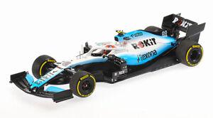 1:43 Minichamps 2019 Rokit Williams Racing Mercedes FW42 R. Kubica P417190088