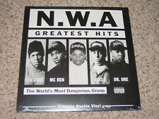 NWA Greatest Hits BEST OF ESSENTIAL COLLECTION N.W.A. New Sealed Vinyl 2 LP