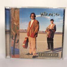 Caliente by Willie & Lobo CD 1997 Atlantic