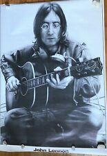 """Rare Vintage John Lennon Poster Huge 38""""x53"""" NOS"""