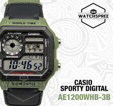 Casio Standard Digital Watch AE1200WHB-3B