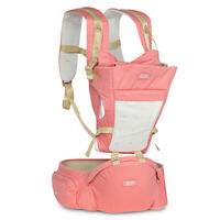 4 in 1 Newborn Baby Kids Carrier Sling Wrap Backpack Front Back Chest Ergonomic