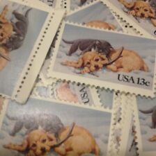 25 Cute Puppy And Kitten Stamps show your love of animals on your correspondence