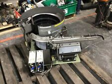 17 Vibrator Vibratory Feeder Bowl 200v Ntn S20 N25 5360taw