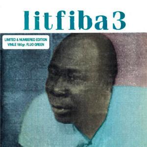 Litfiba Litfiba 3 Vinile Lp 180 Grammi Colorato (Fluo Green) Numerato Nuovo
