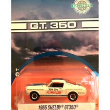 Greenlight 1965 Ford Shelby GT350 Diecast Car Reynolds White  1:64 29949
