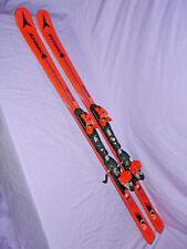 ATOMIC Redster G9 159cm Kids GS Race Skis w/ ATOMIC X12 TL Bindings ❅❅ Brand NEW