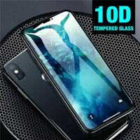 10D Curved Full Cover Real Tempered Glass Screen Protector For Samsung Xiaomi