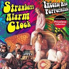 Incense and Peppermints by Strawberry Alarm Clock (CD, Mar-2006, Collectables)