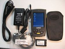 SYMBOL PPT8800 BARCODE T2BY0D00 6-KEY WINDOWS CE.NET 4.10 PPT 8800 COMPLETE KIT