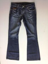 Replay MV 906A Jeans Hose Dunkelblau Dark Washed W27 L32