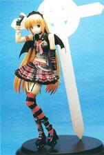 Gothic Devil Hip Teen Girl Cute Anime 1/6 Unpainted Figure Model Resin Kit