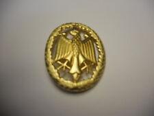 Bundeswehr Leistungsabzeichen Gold Metall NEU Orden Ehrenabzeichen Army Navy