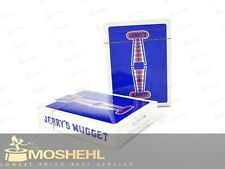 Jerry's-Nugget (Blue) China Made High Quality PLAYING CARDS  G1010
