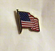 NEW 2 The United States American Flag Lapel Pins USA US U.S. America
