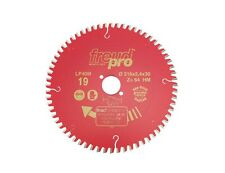 Freud LP40M 019 216mm x 2.4 x 30mm. 64T Cross Cutting Saw Blade