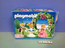 (O4257) playmobil Fontaine royale et enfants ref 4257 en boite