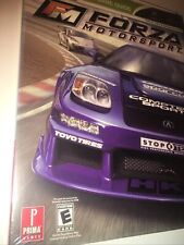 Prima Official Game Guide Forza Motorsport For Xbox NEW ,  Sealed