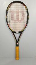 Wilson Pro Staff Classic 6.1 Si 95 STRUNG Tennis Racquet 4 1/2