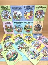 Collection of 25 x Disney's Small World Library Reading Books. - Post Free