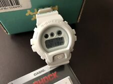 CASIO G-Shock X BUFF MONSTER SOHO NYC Collab DW6900-7BUFF NEW & VERY RARE!