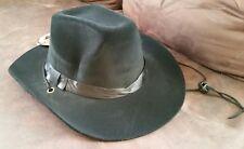 Local Pick up only kids adult black felt western Costume cowboy Hat NOVELTY