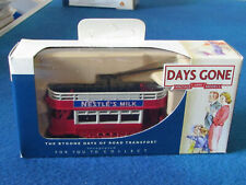 LLEDO DAYS GONE DIECAST FIGURE - NESTLE'S MILK - Dick Kerr Tram - DG109000