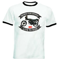 HONDA MB5 - NEW COTTON TSHIRT - ALL SIZES IN STOCK