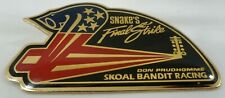 Don Prudhomme The Snake Final Strike Skoal Bandits Racing Funny Car Hat Pin
