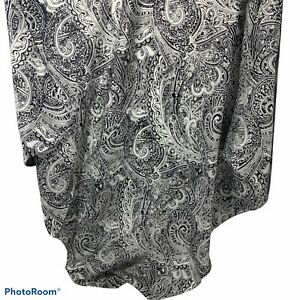 """Wyoming Traders Wild Rags Calico Acanthus Silk Western Scarf - 34.5"""", 42"""""""