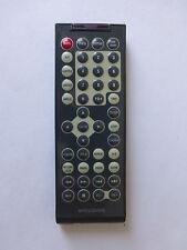 AKURA PORTABLE DVD PLAYER REMOTE CONTROL for APDVD6008