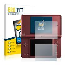2x Film Protection Mat pour Nintendo DSi XL Protecteur Ecran