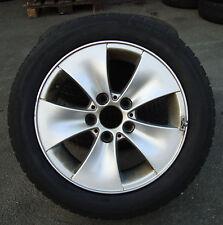 4 bmw invierno ruedas styling 155 bmw 3er e90 e91 e93 205/55 r16 91h m + S llantas de aluminio