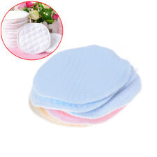 6pcs Reusable Washable Absorbent Mom Baby Breast Feeding Nursing Pads  Supplies