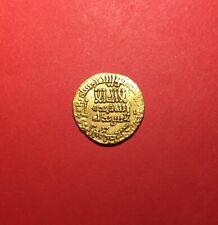 EGYPTE DINAR OR ALBBASSID HARUN AL-RASHID A.H. 873 - 901 A.D. 786 - 809 CALIPHAT
