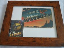 Framed 10by8 wood frame Firefly loot crate still flying serenity sticker postcar
